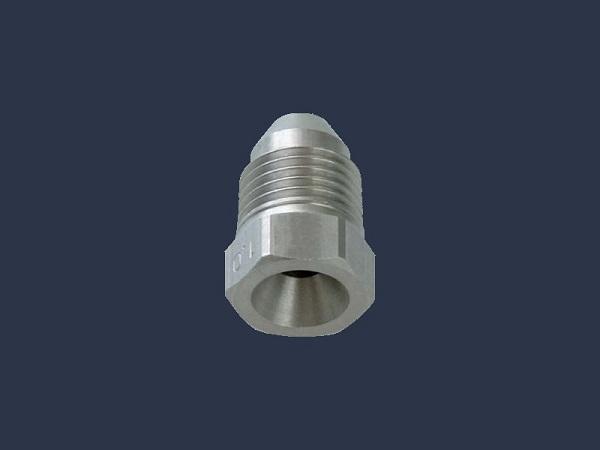 convex round inlet