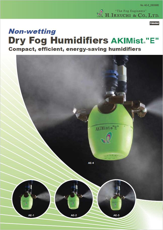 Dry Fog humidifier